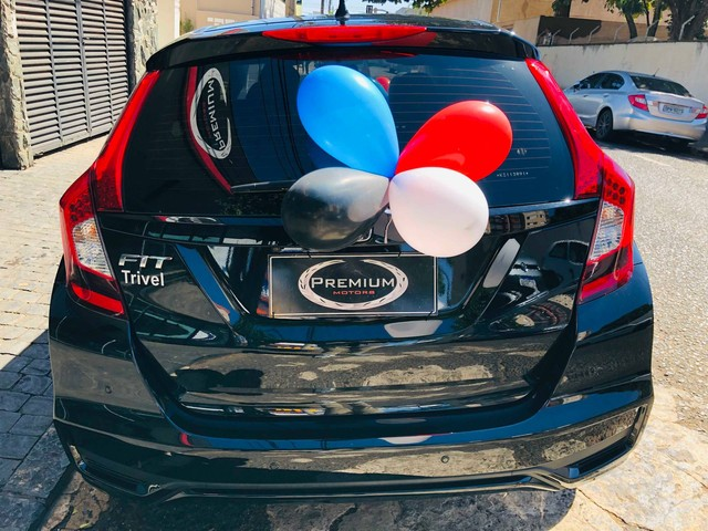 FIT 2019/2019 1.5 EXL 16V FLEX 4P AUTOMÁTICO - Foto 6