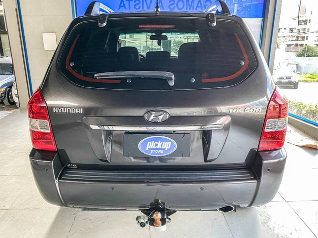 Hyundai Tucson GLS - 2.0 MPFI 143CV 2WD GASOLINA 4P AUTOMÁTICO - 2012 - Foto 6