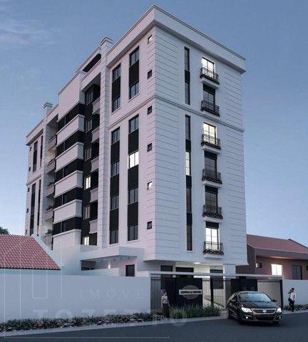 Apartamento para Venda em Ponta Grossa, Oficinas, 2 dormitórios, 1 banheiro, 1 vaga