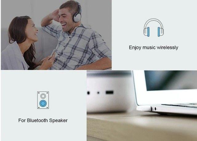 Adaptador Easy idea Usb Bluetooth 5.0 para PC e Notebook. Compatível com windows  - Foto 5