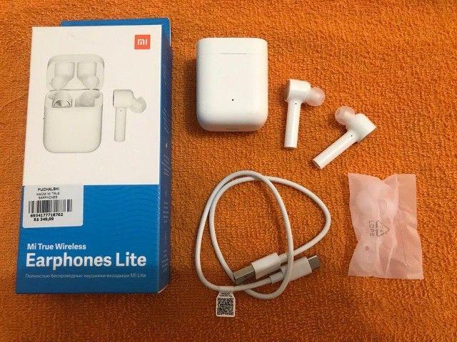 Fone Sem Fio Xiaomi Mi True Wireless Earphones Lite - Foto 4