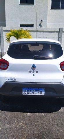 Renault zen kwid 1.0 flex 36mil km - Foto 2