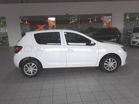 SANDERO 2019/2020 1.0 12V SCE FLEX ZEN MANUAL - Foto 9