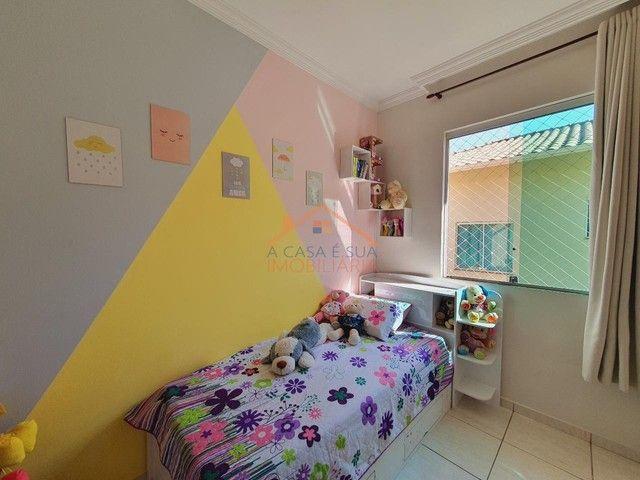 Casa em Condomínio com 03 Quartos, 2 Vagas de Garagem no Europa. - Foto 17