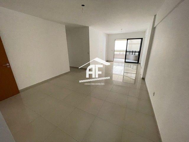 Apartamento novo na Ponta Verde - Divisão em até 100x - 4 quartos sendo 3 suítes - Foto 4
