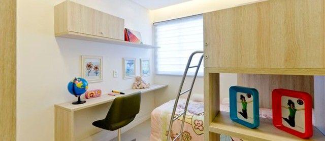 OZK- Imóvel para venda com sala para 2 ambientes- 2 quartos amplos - Foto 5