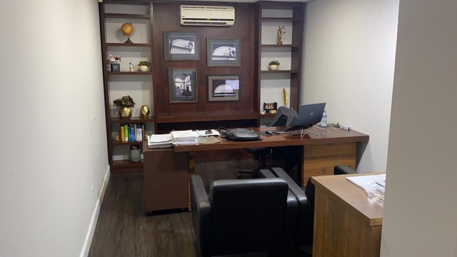 Mobiliário escritório advocacia