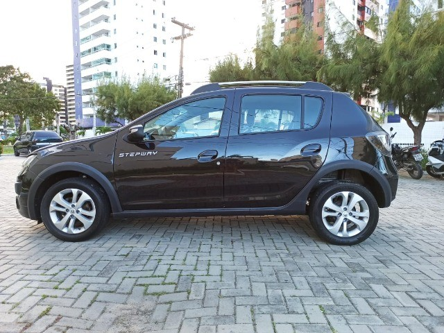 Sandero stepway 2017 emplacado 2021