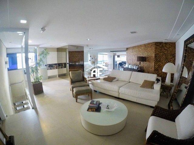 Cobertura Duplex com Vista para o mar na Ponta Verde, 304m², 4/4 todos suítes - Foto 15