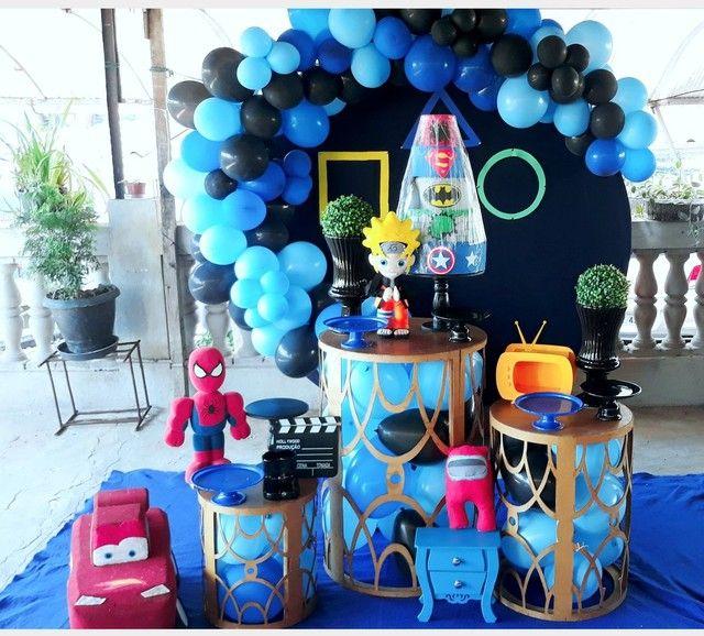Mega promoção de lindas decorações na Luna Festas