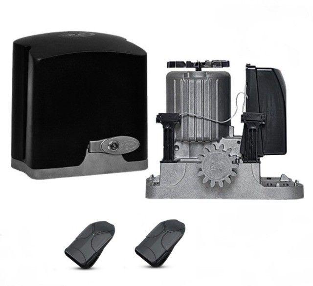 Instalação de Motor deslizante PPA
