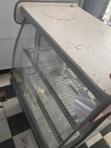 Máquinas pra padaria
