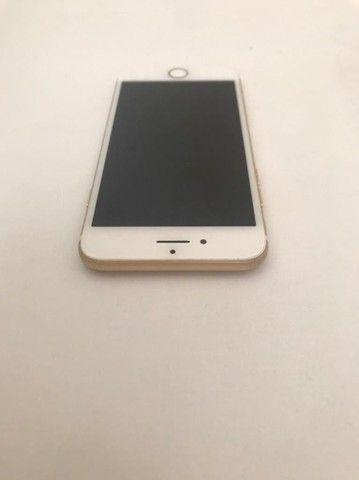 iPhone 7 Dourado aceito troca por 6sPlus