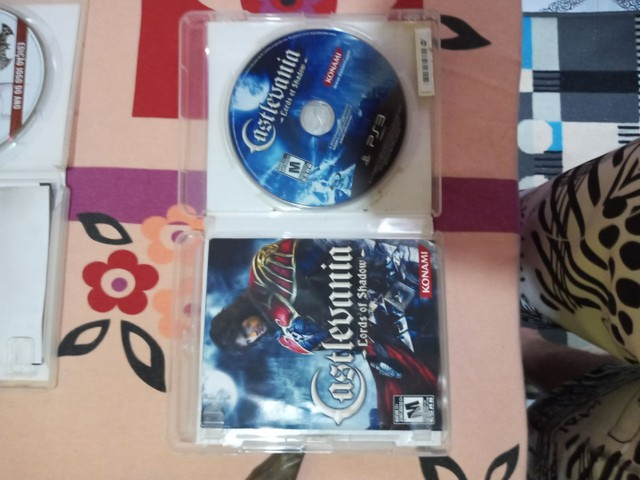Vendo jogos original do ps3 - Foto 2