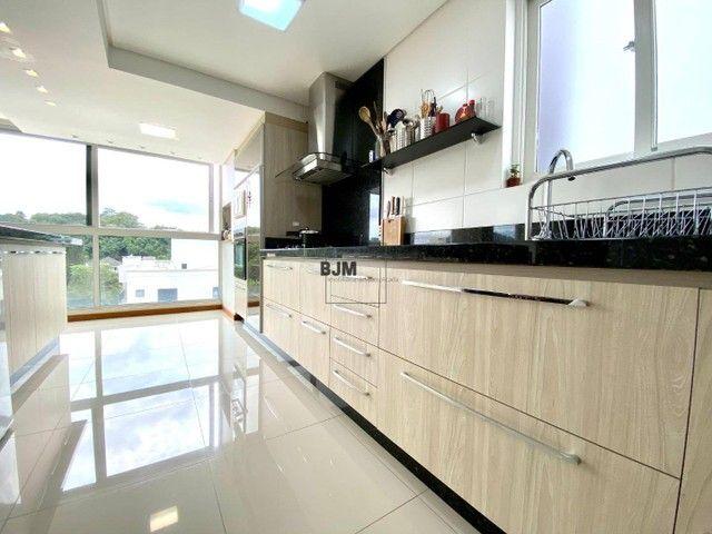 Apartamento com 3 dormitórios à venda, 124 m² por R$ 830.000,00 - América - Joinville/SC - Foto 9