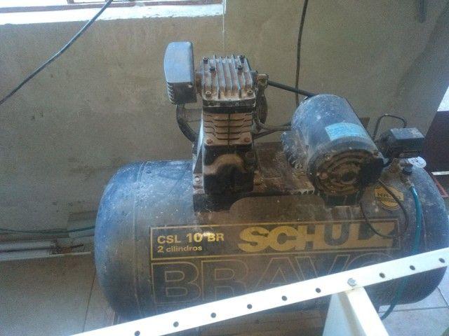 Quem precisa de emprego Mesa pneumática - Foto 6