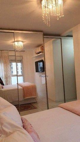 Apartamento com 3 dormitórios à venda, 94 m² por R$ 750.000,00 - Pedra Branca - Palhoça/SC - Foto 17