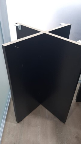 Vendo Mesa de escritorio Semi Nova R$ 550 reais - Foto 2