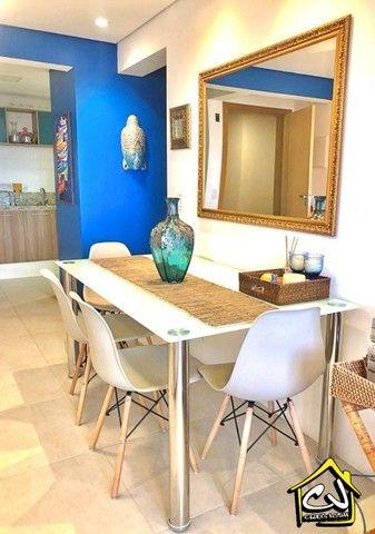 Apartamento c/ 1 Quarto - Centro - 1 Vaga - Mobiliado - Próximo a Tudo - Foto 6