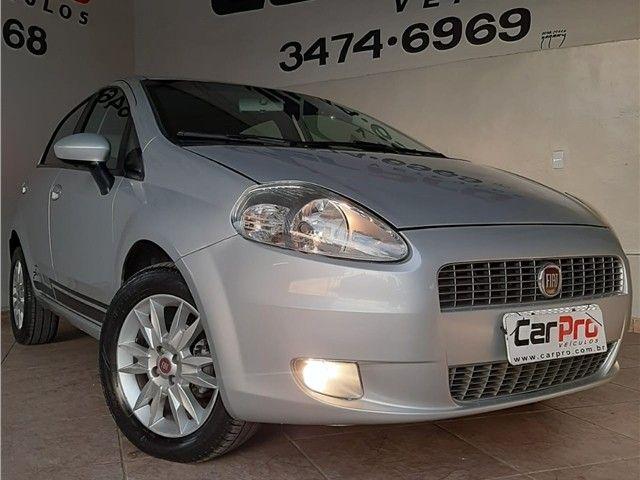 Fiat Punto 2011 1.6 essence 16v flex 4p manual