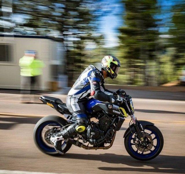 Tampa de Motor R&G Racing (Yamaha MT 07) - Foto 2