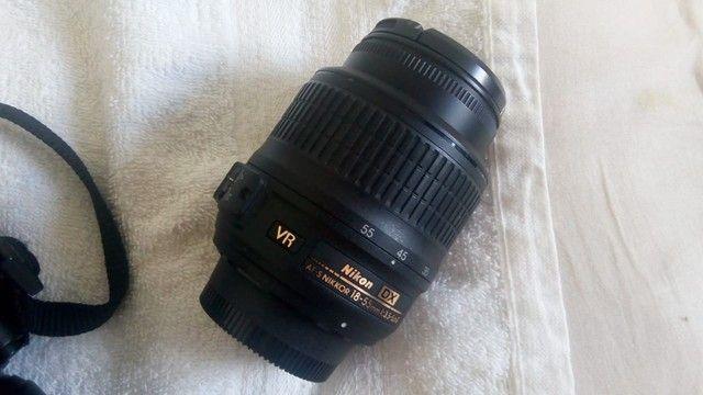Máquina Fotográfica Nikon D3000 - Foto 2