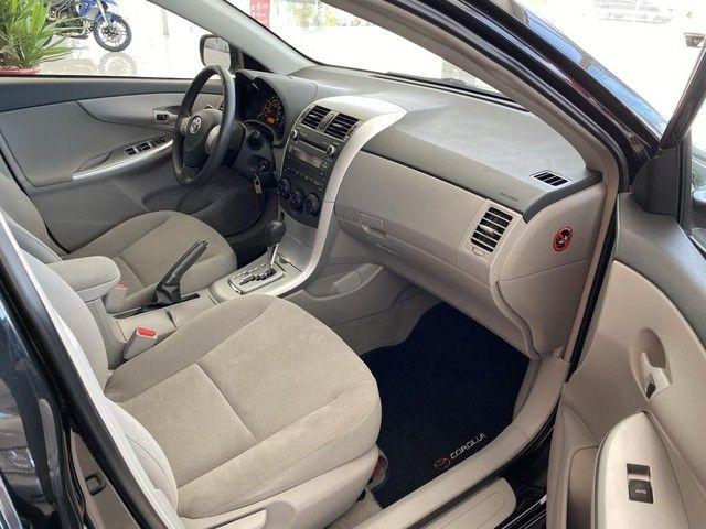 Toyota Corolla GLI 1.8 Flex Automtico Completo 2014 - Foto 13
