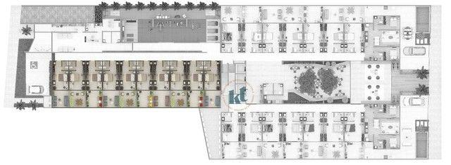 Apartamento com 1 dormitório à venda, 36 m² por R$ 331.094 - Jardim Oceania - João Pessoa/ - Foto 19
