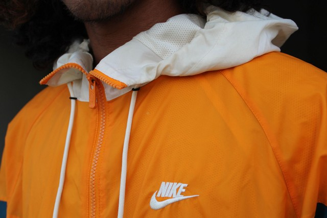 Corta vento Nike tamanho G/L - Foto 4