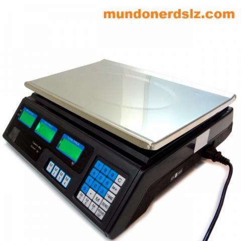 Balança Comercial Digital 40kg Alta Precisão C/bateria em são luis ma
