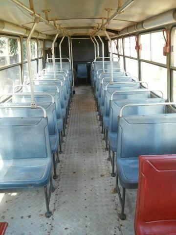 Ônibus 1620 ano 1998