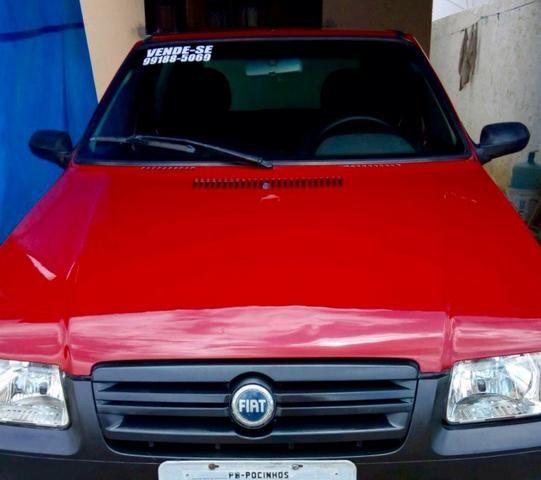 Fiat uno mille way troco em fiat uno 2004 ou 2005