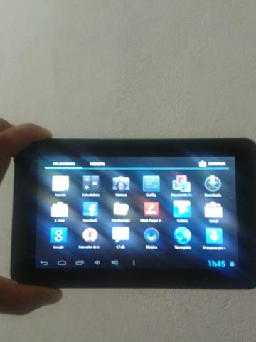 Tablet foston fs-m787l em perfeito estado de conservação e funcionando tudo