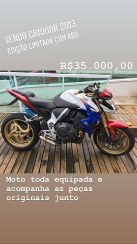 Cb1000r ABS Toda Equipada