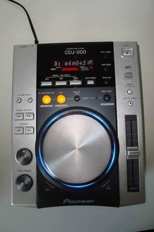 CDJ 200 - Pioneer