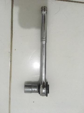Catraca reversível 1 e 2 com soquete 19