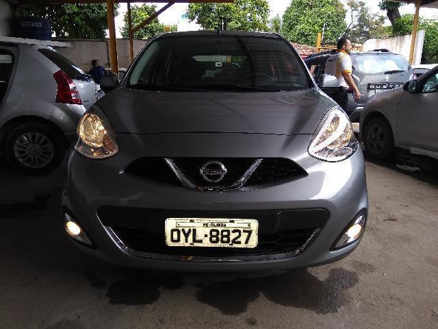 Nissan March SV 1.0 14/15 (9 8811.9244 / 9 7910.1520)