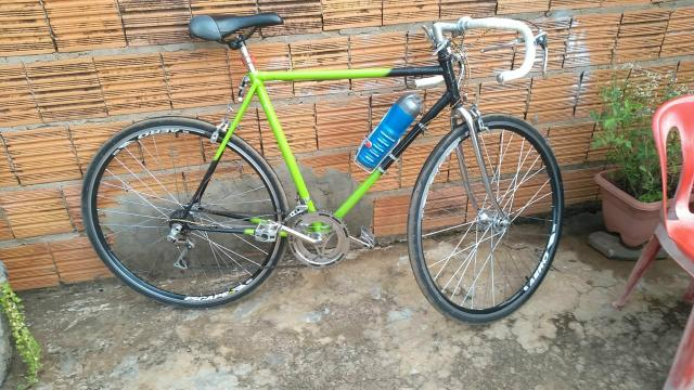 Vendo bicicleta Monark 10 toppp