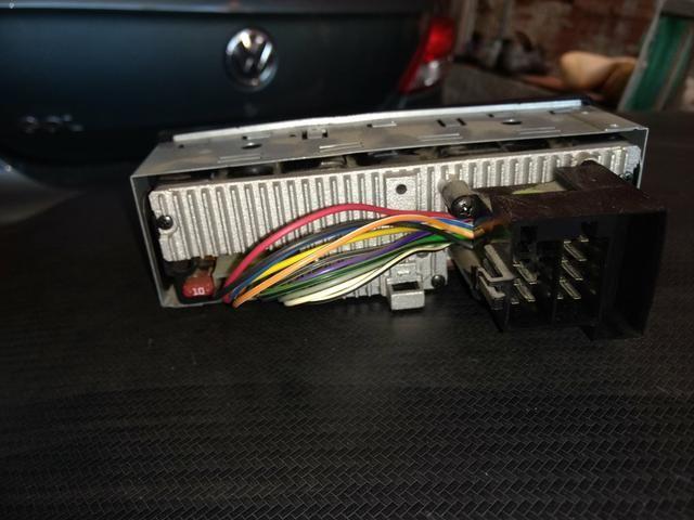 Vendo rádio original do gol G5 - Foto 2