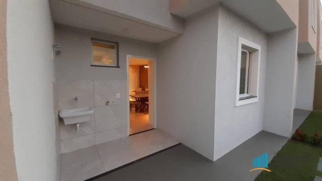 Lançamento de casas residenciais à venda, eusébio - ca2132 - Foto 20