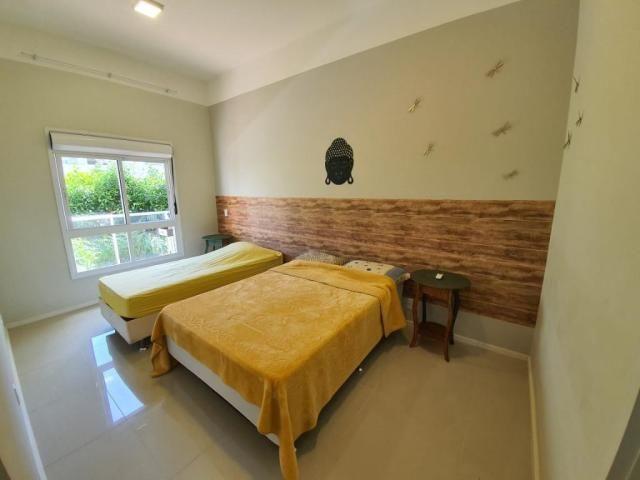 Apartamento garden com 2 dormitórios frente mar - campeche - florianópolis/sc - Foto 8