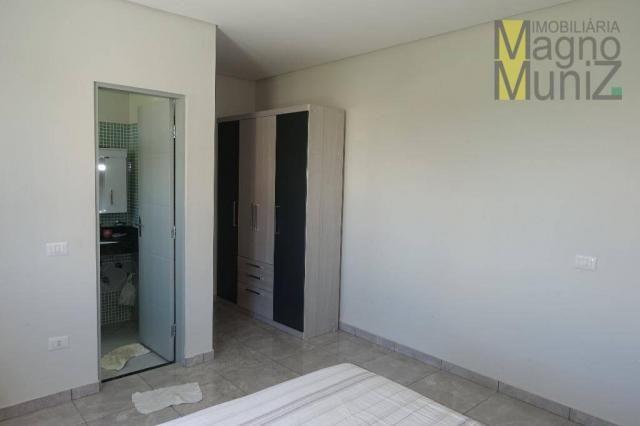 Porteira fechada - excelente casa duplex nova - Foto 20