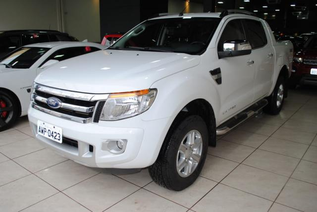 FORD RANGER LIMITED CD 4X4 3.2  2016 - Foto 3