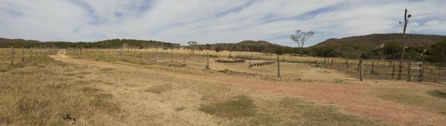 Fazenda 23 Alqueires, Formada, Plana, Terra Cultura, 1,2 Asfalto-Goiánésia - Foto 18