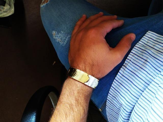 Nossa promoção!! continua!! bracelete de moeda antiga!! - Foto 4