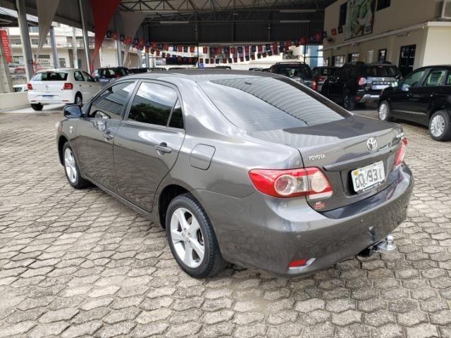 Toyota Corolla GLI 1.8 Flex Completo 2014 - Foto 6