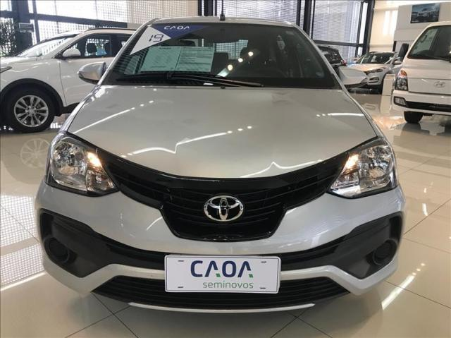 Toyota Etios 1.5 x Plus Sedan 16v - Foto 6