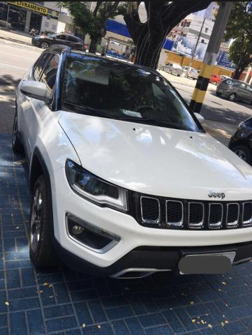 Jeep Compass 2018 DIESEL LIMITED 21mil KM