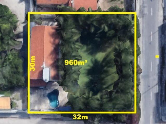 TE0441 Casa duplex com amplo terreno de 960m², 4 quartos, 6 vagas, piscina - Foto 17
