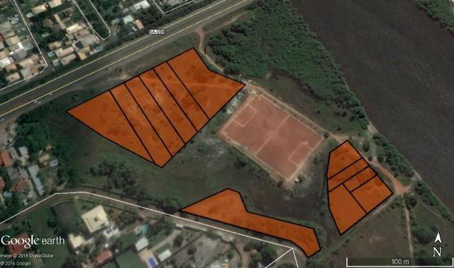 Excelente área em Barra de Jacuípe